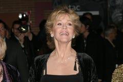 Actriz Jane Fonda Fotos de archivo libres de regalías