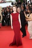 Actriz Mia Wasikowska Imagem de Stock Royalty Free