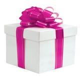 Actual caja Foto de archivo libre de regalías