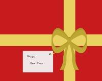 Actual regalo Fotos de archivo libres de regalías
