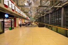 Actualmente, el aeropuerto tenía tres terminales operativos Fotografía de archivo