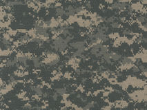 ACU Digital Camouflage Pattern. The new digital camouflage pattern Royalty Free Stock Images