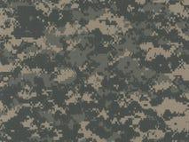 ACU het Digitale Patroon van de Camouflage Royalty-vrije Stock Afbeeldingen