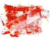 Acuarela abstracta Imágenes de archivo libres de regalías