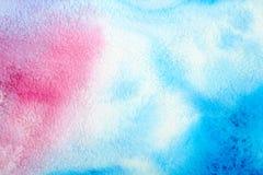 Acuarela abstracta Fotos de archivo