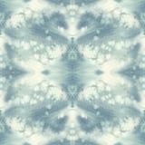 Acuarela colorida abstracta inconsútil para el fondo Modelo inconsútil de la tinta pintada a mano con el cielo y las nubes abstra foto de archivo libre de regalías