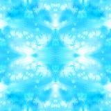 Acuarela colorida abstracta inconsútil para el fondo Modelo inconsútil de la tinta pintada a mano con el cielo y las nubes abstra fotografía de archivo libre de regalías