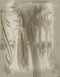 Acuarela Pinstriped Fotos de archivo libres de regalías