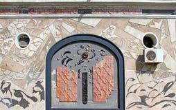 Acuario de Constanta Rumania - detalle Foto de archivo libre de regalías