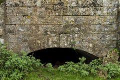 Acueducto abandonado Imagen de archivo