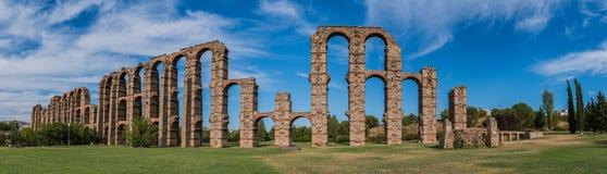 Acueducto de los Milagros II Royalty Free Stock Images