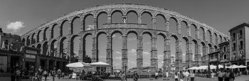 Acueducto De Segovia I Stockfotografie