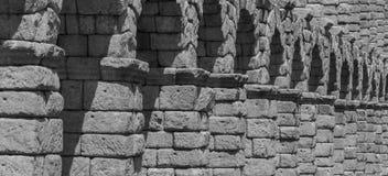 Acueducto De Segovia VI Lizenzfreies Stockfoto
