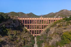  Acueducto Del à guila (Eagle Aqueduct) Stockbilder