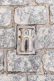 Acueducto en Segovia, España Imagen de archivo