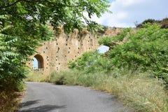 Acueducto Morosini Imágenes de archivo libres de regalías