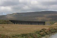Acueducto romano en Yorkshire Fotografía de archivo libre de regalías