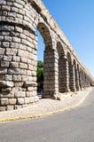 Acueducto in Segovia, Spanien Lizenzfreie Stockfotografie