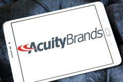 Acuity Oznakuje loga Obraz Royalty Free