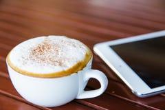 Acup des Kaffees Lizenzfreies Stockbild