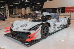 Acura ARX-05 DPI samochód wyścigowy na pokazie Obraz Royalty Free