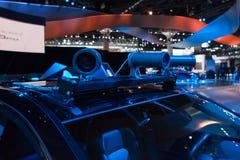 Acura automatisierte Ansteuersystem Lizenzfreie Stockfotos