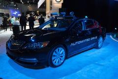 Acura automatisierte Antrieb Lizenzfreie Stockfotografie