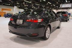 Acura ILX on display. Stock Photos