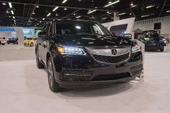 Acura MDX auf Anzeige Stockfoto