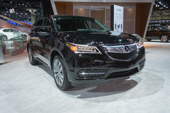 Acura MDX Stock Images