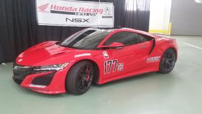 Acura NSX Lizenzfreie Stockfotos