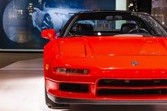 1991 Acura NSX royalty-vrije stock afbeeldingen