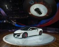Acura NSX Stockbild