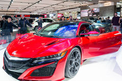 Acura NSX in the CIAS Stock Photography