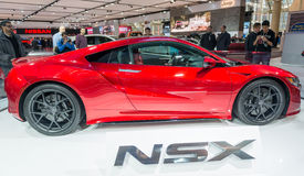 Acura NSX in the CIAS Stock Image