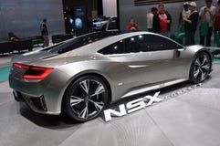 Acura NSX Concept Car Stock Image