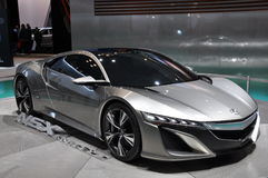 Acura NSX Concept Car Stock Photography