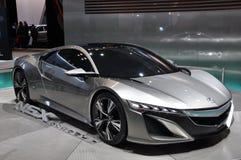Acura NSX Concept Car Stock Photography