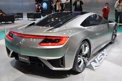 Acura NSX Concept Car Stock Photos