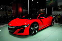 ACURA NSX concept car Stock Image