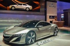 Acura NSX Concept Stock Photos