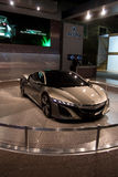 Acura NSX Concept. At Los Angeles International Auto Show Royalty Free Stock Images