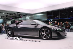 Acura nsx. Here we have the acura nsx concept Stock Photo