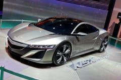 Acura NSX Konzept NAIAS 2012 Stockfotos