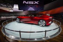 Acura-Präzisions-Konzept Stockbild