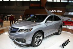 Acura RDX 2016 στοκ φωτογραφία με δικαίωμα ελεύθερης χρήσης