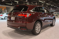 Acura RDX auf Anzeige Stockfoto