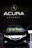 Acura TL Fotografering för Bildbyråer
