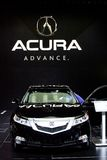 Acura TL Imagem de Stock