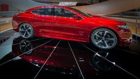 2014 Acura TLX Στοκ Φωτογραφίες